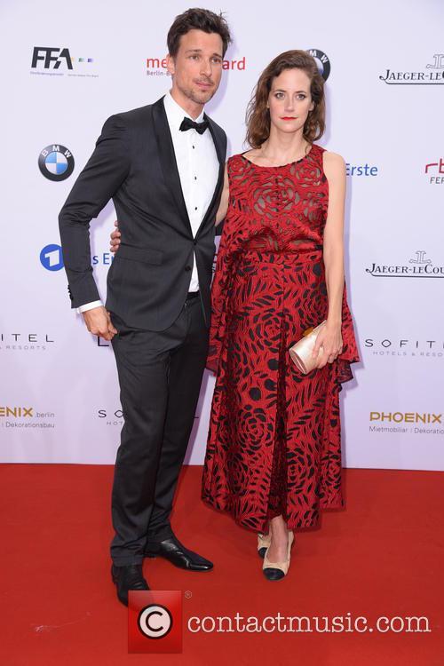 Florian David Fitz and Anja Knauer 1