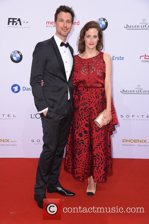 Florian David Fitz and Anja Knauer 2