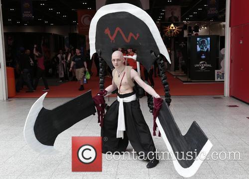 MCM London Comic Con - Day 1 -...