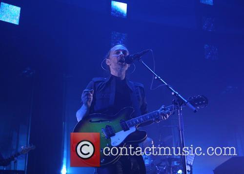 Radiohead and Thom Yorke 3