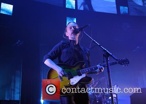 Radiohead and Thom Yorke 6