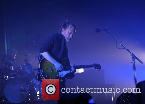 Radiohead and Thom Yorke 9