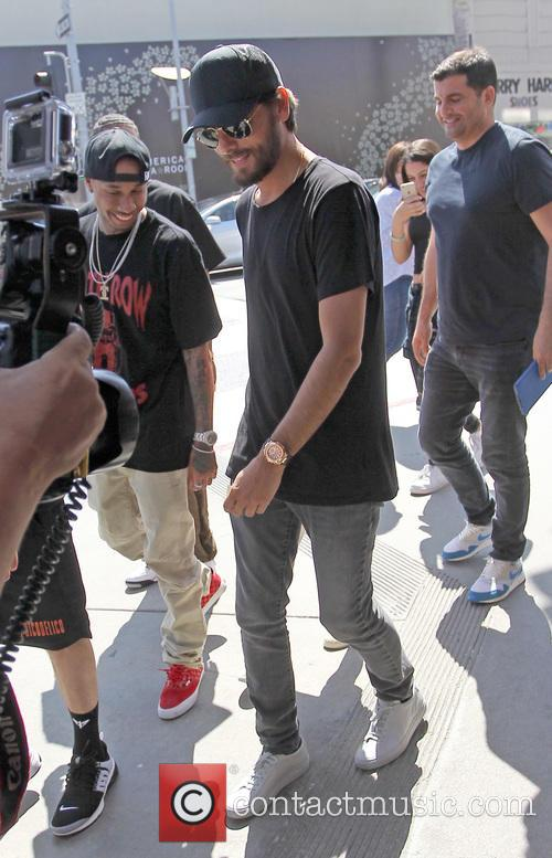 Scott Disick and Tyga 2