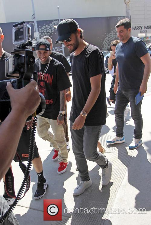 Scott Disick and Tyga 3