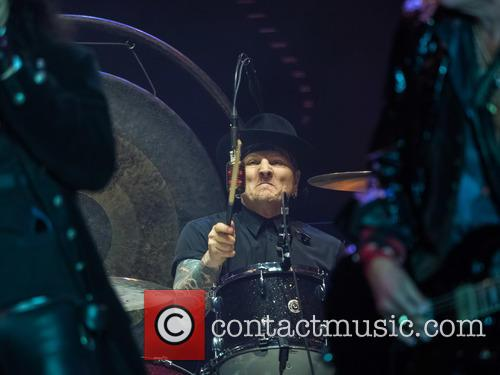 Matt Sorum and Hollywood Vampires 1