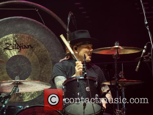 Matt Sorum and Hollywood Vampires 2