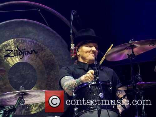 Matt Sorum and Hollywood Vampires 4