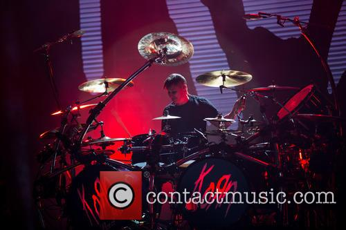Ray Luzier and Korn 2