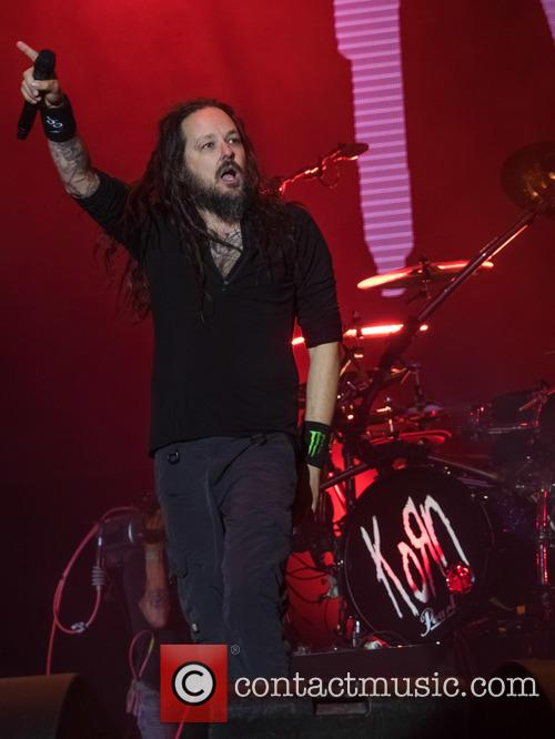 Jonathan Davis and Korn 8
