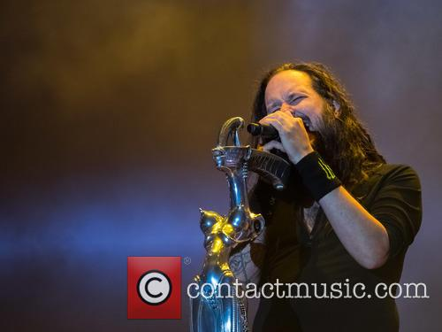 Jonathan Davis and Korn 9