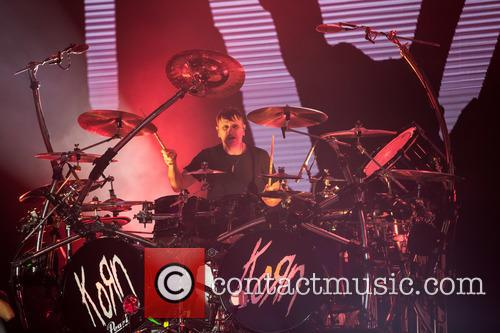 Ray Luzier and Korn 3
