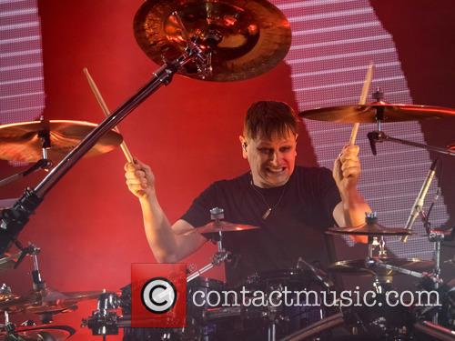 Ray Luzier and Korn 4