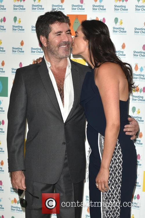 Lauren Silverman and Simon Cowell 10