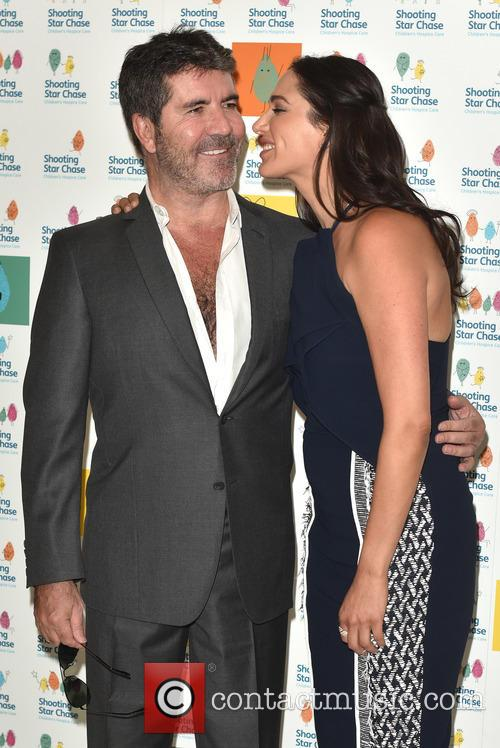 Lauren Silverman and Simon Cowell 11