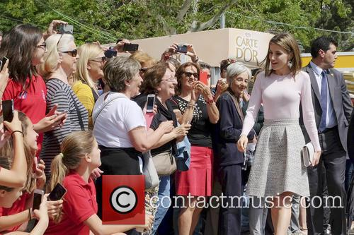 Queen Letizia Of Spain 1