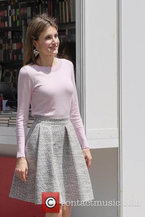Queen Letizia Of Spain 11