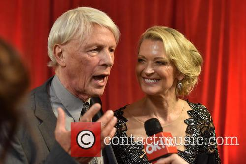 Gillian Taylforth and Guest