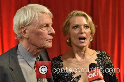 Gillian Taylforth and Guest 2