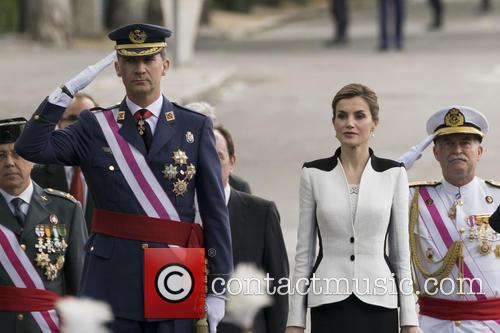 Queen Letizia Of Spain and King Felipe Vi Of Spain 2