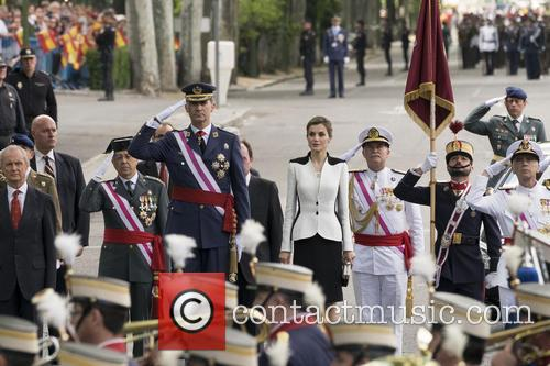 Queen Letizia Of Spain and King Felipe Vi Of Spain 3