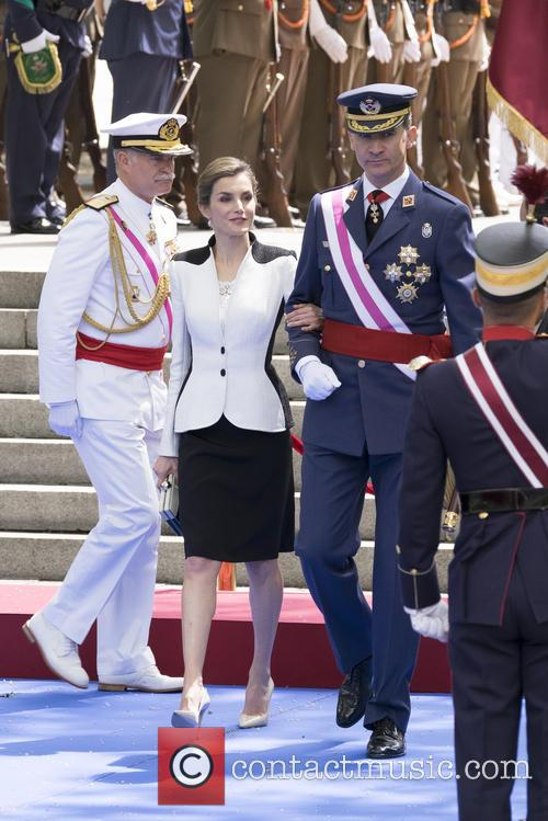 Queen Letizia Of Spain and King Felipe Vi Of Spain 8