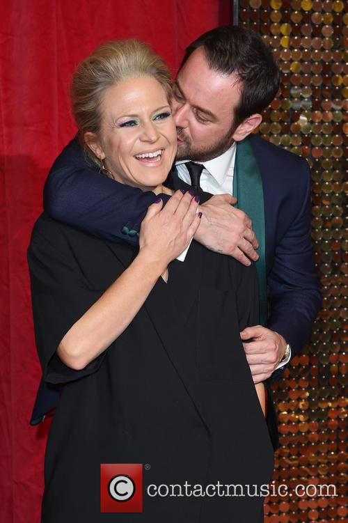 Kellie Bright and Danny Dyer 3