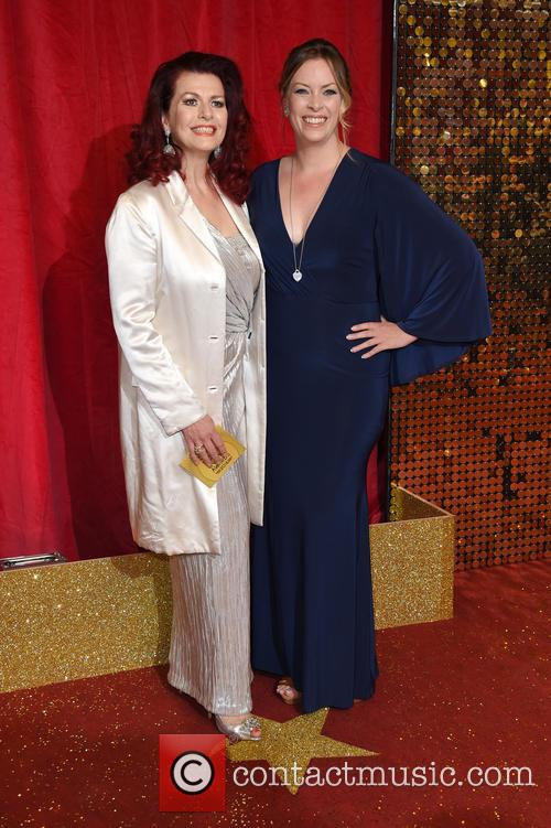 Cleo Rocos and Sharon Marshall