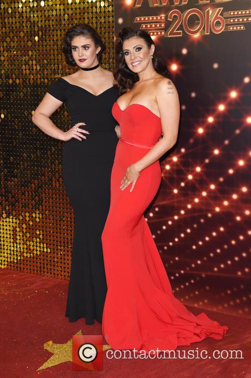 Kym Marsh and Emily Mae Cunliffe 1