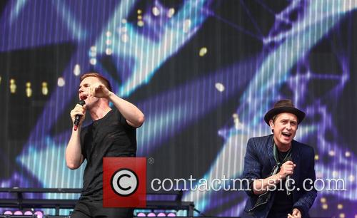 Gary Barlow and Mark Owen 3