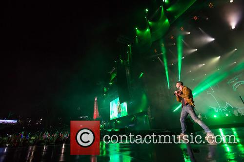 Adam Levine and Maroon 5 1
