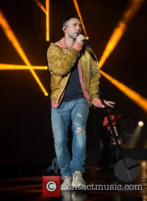 Adam Levine and Maroon 5 5