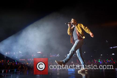 Adam Levine and Maroon 5 8
