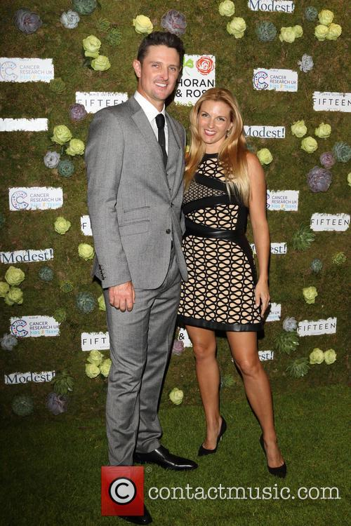 Justin Rose and Kate Phillips 2