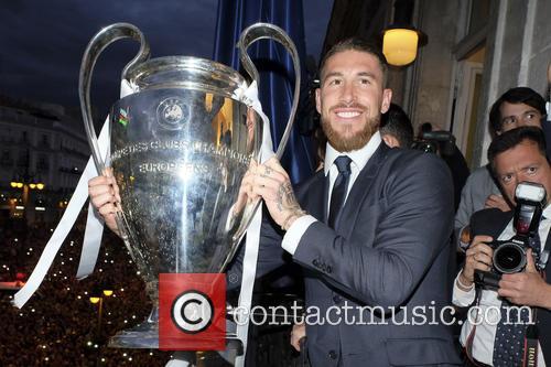 Real Madrid and Sergio Ramos 5