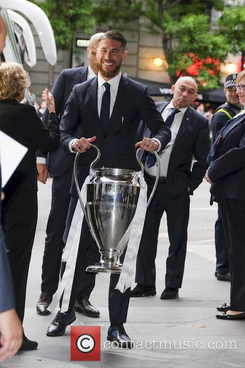 Real Madrid and Sergio Ramos 8