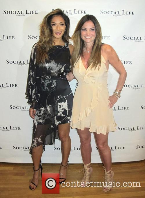 Nicole Scherzinger and Beth Shak