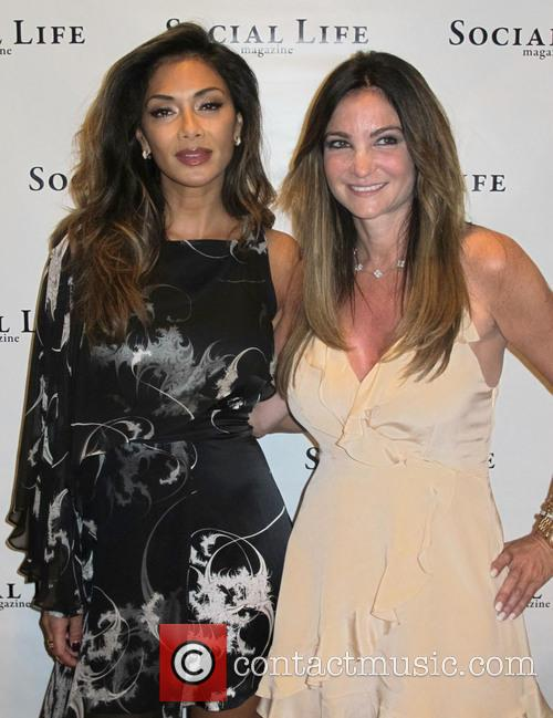 Nicole Scherzinger and Beth Shak 2