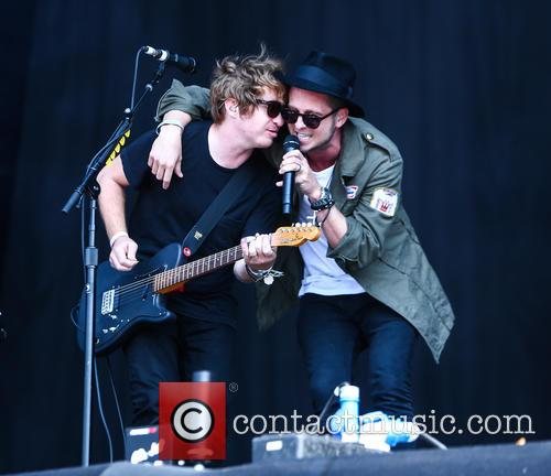 One Republic, Ryan Tedder and Drew Brown 3
