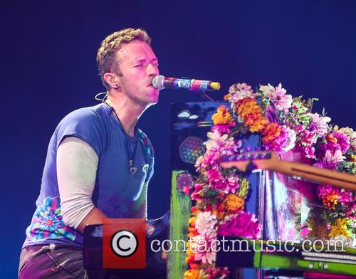 Chris Martin and Coldplay 3