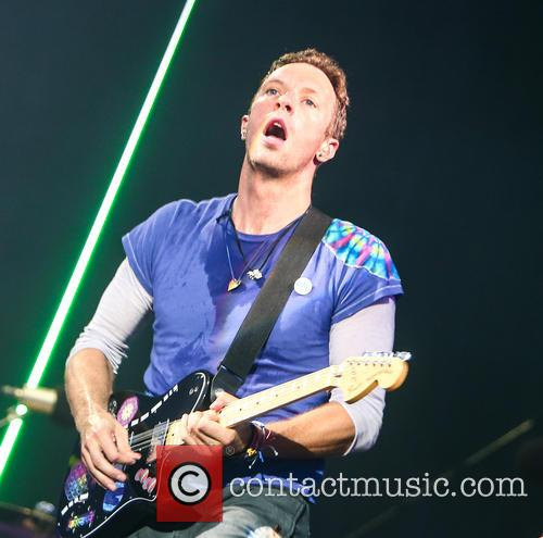 Chris Martin and Coldplay 8