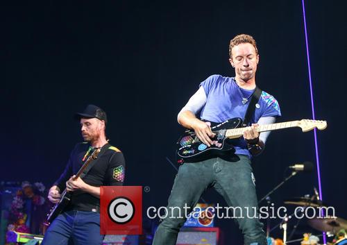 Chris Martin and Coldplay 9
