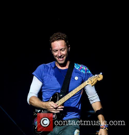 Chris Martin and Coldplay 10