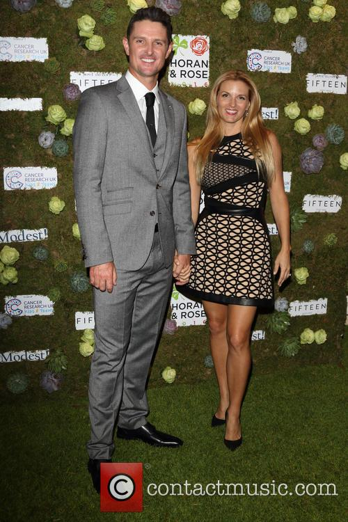 Justin Rose and Kate Phillips 8