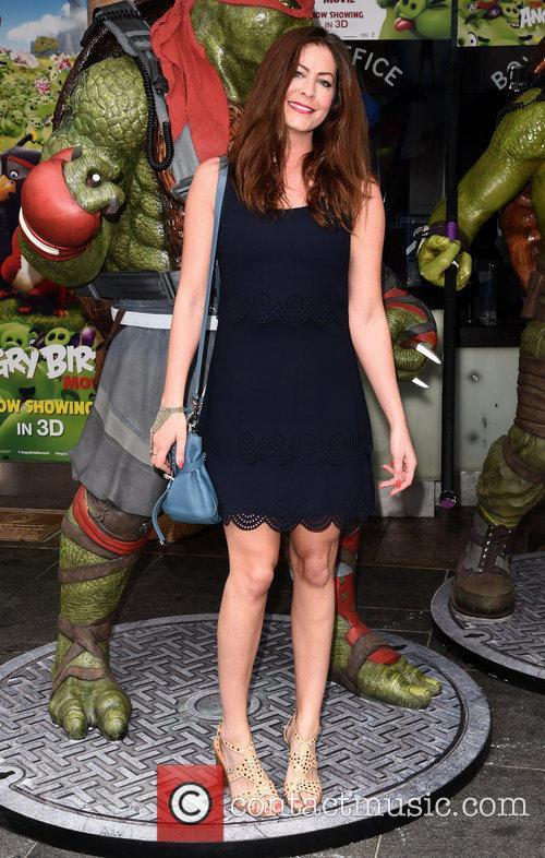 Teenage Mutant Ninja Turtles and Lucy Horobin 2