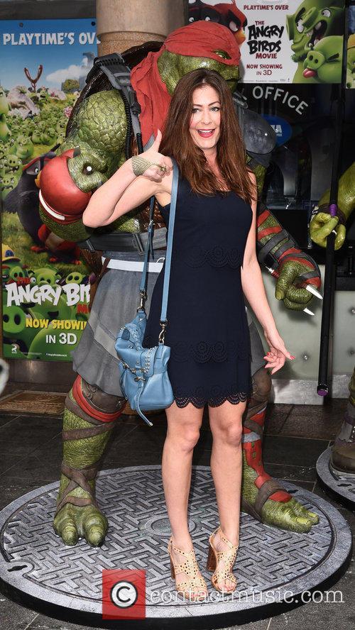 Teenage Mutant Ninja Turtles and Lucy Horobin 3