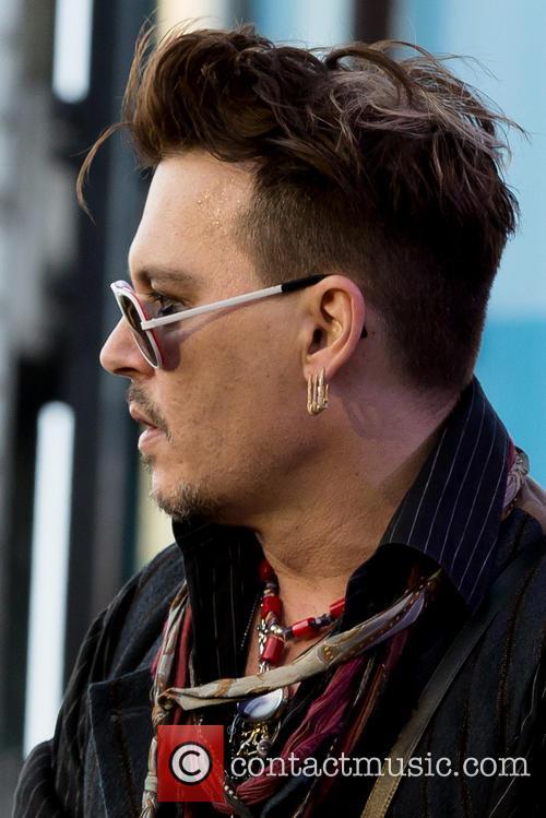 Johnny Depp and Hollywood Vampires 2