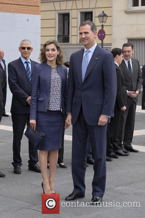 King Felipe Vi Of Spain and Queen Letizia Of Spain 2