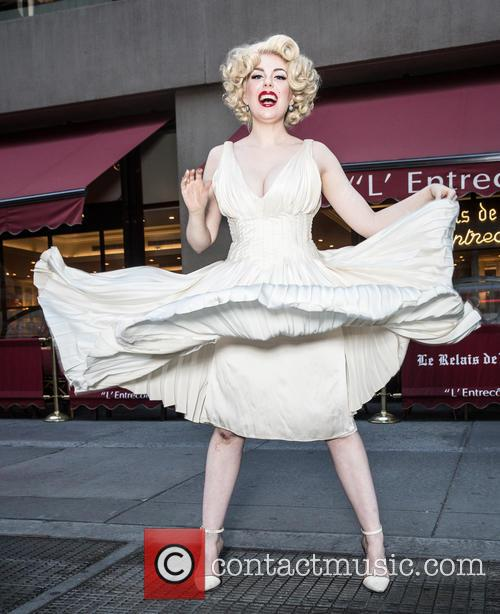 Marilyn Monroe and Anna Zand 7