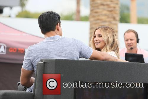 Ashley Tisdale and Mario Lopez 3