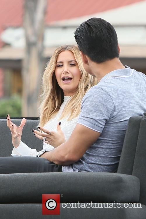 Ashley Tisdale and Mario Lopez 4